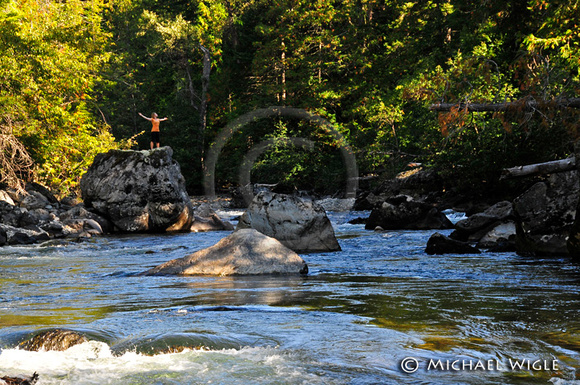 Atnarko River #